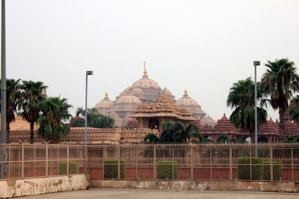 Akshardham Tempel