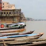 Varanasi – religiöse Stätte am Ganges